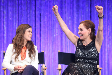Zoe Jarman 'The Mindy Project' Honored at PaleyFest