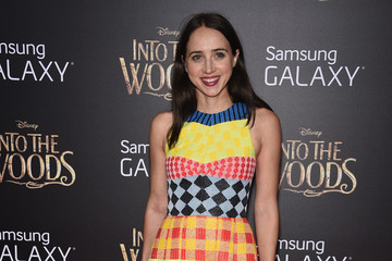 Zoe Kazan 'Into the Woods' Premieres in NYC