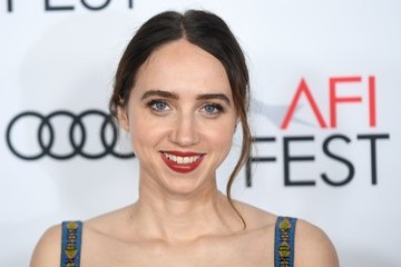 Zoe Kazan AFI FEST 2017 Presented By Audi - Screening Of 'Call Me By Your Name' - Arrivals