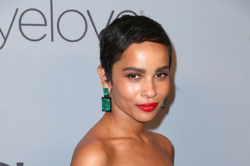 Zoe Kravitz The 2018 InStyle and Warner Bros. 75th Annual Golden Globe Awards Post-Party - Red Carpet
