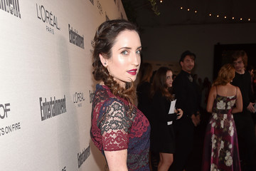 Zoe Lister Jones 2015 Entertainment Weekly Pre-Emmy Party - Red Carpet