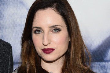 Zoe Lister Jones Refinery29 Los Angeles Holiday Party Hosted By R29 Editor-At-Large Drew Barrymore At The Sunset Tower Hotel