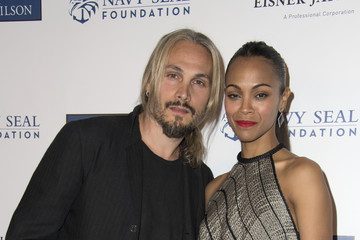 Zoe Saldana 2017 Los Angeles Evening of Tribute  Benefiting The Navy SEAL Foundation - Arrivals