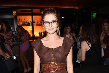 Zoey Deutch Tommy Bahama Hosts Private Event at Hyde Staples Center for Taylor Swift Concert