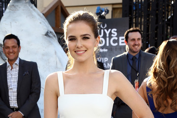 Zoey Deutch Spike TV's Guys Choice 2015 - Red Carpet