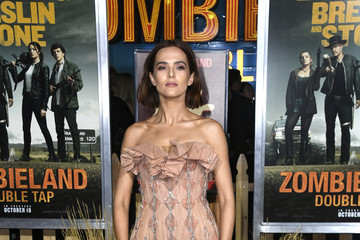 Zoey Deutch Premiere Of Sony Pictures' 'Zombieland Double Tap' - Arrivals