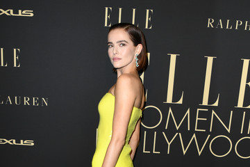 Zoey Deutch 2019 ELLE Women In Hollywood - Arrivals