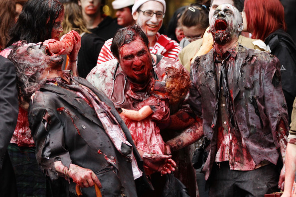 halloween costume inspiration from the movies of 2013 - Zombies Pictures For Halloween