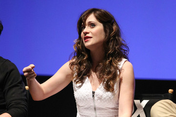 Zooey Deschanel 'New Girl' Season 3 Finale Screening