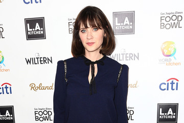 Zooey Deschanel The Power Of Food - An Evening With Jose Andres And Friends