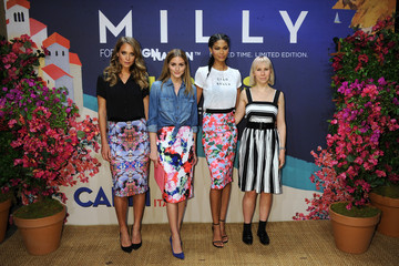 Zosia Mamet Kohl's MILLY For DesigNation Cocktail Party