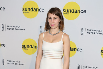Zosia Mamet Sundance Institute Vanguard Leadership Award Honoring Glenn Close - Arrivals