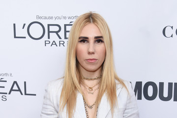 Zosia Mamet Glamour Celebrates 2017 Women of the Year Awards - Arrivals