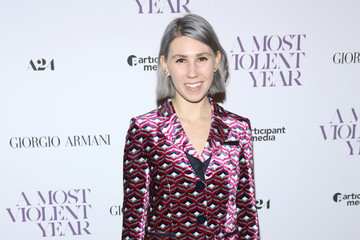 Zosia Mamet 'A Most Violent Year' Premieres in NYC