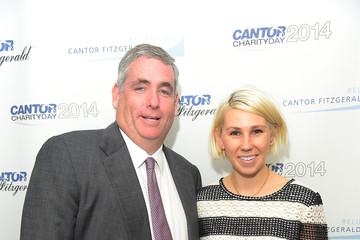 Zosia Mamet Annual Charity Day Hosted By Cantor Fitzgerald And BGC - Cantor Fitzgerald Office - Inside
