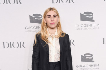 Zosia Mamet 2018 Guggenheim International Gala Pre-Party, Made Possible By Dior