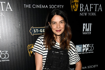 Zuleikha Robinson BAFTA New York & The Cinema Society With FIJI Water & St-Germain Host A Party For The New York Film Festival
