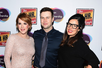Zuleikha Robinson Urban Arts Partnership at the 15th Annual the 24 Hour Plays On Broadway - After Party