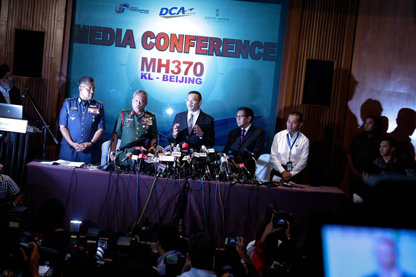Search Area Expanded for Malaysian Airliner