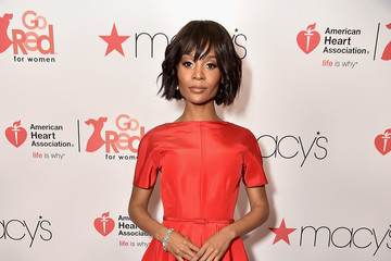 Zuri Hall The American Heart Association's Go Red For Women Red Dress Collection 2018 Presented By Macy's - Arrivals & Front Row
