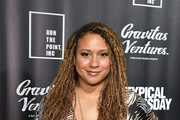 "Tracie Thoms attends ""aTypical Wednesday"" Los Angeles Premiere at The Montalban on June 24, 2020 in Hollywood, California."