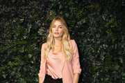 Tori Praver attends the alice + olivia by Stacey Bendet Fall 2020 presentation at Highline Stages on February 10, 2020 in New York City.