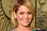 Candace Cameron Bure attends the Alice + Olivia by Stacey Bendet Spring/Summer 2017 Presentation during New York Fashion Week September 2016 at Skylight at Clarkson Sq on September 13, 2016 in New York City.