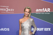 Lady Victoria Hervey attends the amfAR Gala Milano 2019 at Palazzo Mezzanotte on September 21, 2019 in Milan, Italy.