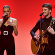 Kelsea Ballerini and Andrew Taggart Photos