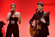 Kelsea Ballerini and Andrew Taggart Photos Photo