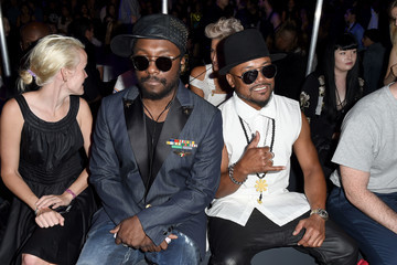 apl.de.ap Hood By Air - Front Row - September 2016 - New York Fashion Week: The Shows