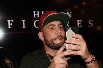 dj Drama 'Hidden Figures' Soundtrack Listening Party Hosted by DJ Drama With Janelle Monae & Pharrell Williams