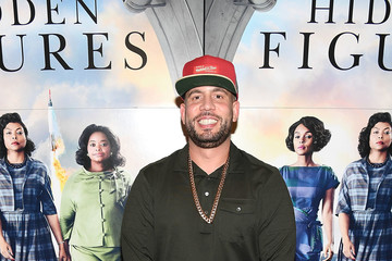 dj Drama 'Hidden Figures' Screening Hosted by Janelle Monae and Pharrell Williams at Regal Atlantic Station