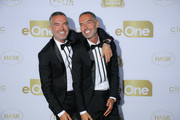 (R-L) Dean and Dan Caten attend eOne Best of the Fest TIFF 2019 Celebration at Arcane on September 06, 2019 in Toronto, Canada.