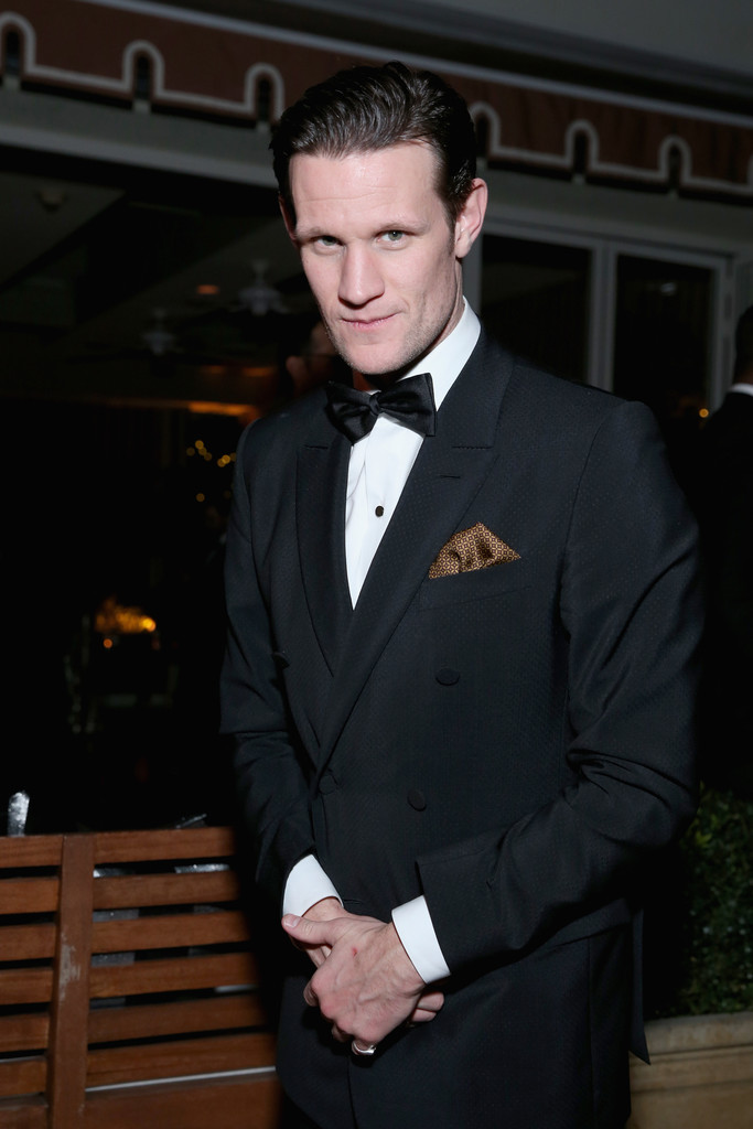 Matt Smith Photos Photos - Weinstein Company & Netflix's ...