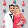Águeda López The 18th Annual Latin Grammy Awards - Arrivals
