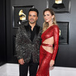 Águeda López 62nd Annual GRAMMY Awards - Arrivals