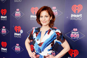 Actress Candace Cameron-Bure arrives at the iHeart80s Party 2017 at SAP Center on January 28, 2017 in San Jose, California.