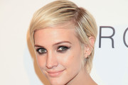Ashlee Simpson attends the I