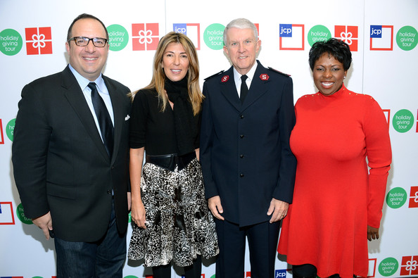 jcpenney Kicks Off Holiday Giving Tour At CitiPond At Bryant Park
