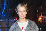 Carolyn Murphy attends rag & bone's A Last Supper in celebration of its Fall 2019 collection on February 8, 2019 in New York City.
