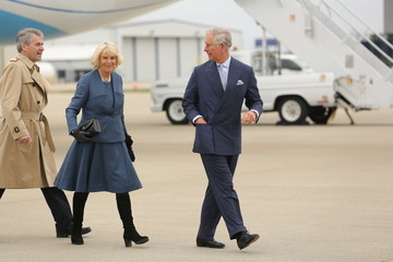 rince Charles Prince Charles Visits Louisville, Kentucky