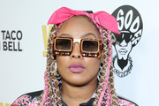 Da Brat attends WE tv 'Power, Influence & Hip Hop: The Remarkable Rise Of So So Def' celebration and Season 3 of 'Growing Up Hip Hop Atlanta' at The London West Hollywood on July 16, 2019 in West Hollywood, California.