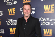 """Dean McDermott attends WE tv celebrates the return of """"Love After Lockup"""" with panel, """"Real Love: Relationship Reality TV's Past, Present & Future,"""" at The Paley Center for Media on December 11, 2018 in Beverly Hills, California."""