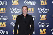 Dean McDermott arrives at WE tv's Real Love: Relationship Reality TV's Past, Present & Future event at The Paley Center for Media on December 11, 2018 in Beverly Hills, California.