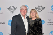 Ron Conway and Sallie Olmsted Photos Photo