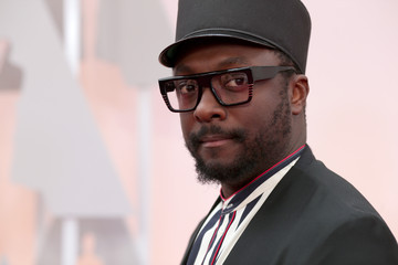 will.i.am Arrivals at the 87th Annual Academy Awards — Part 2