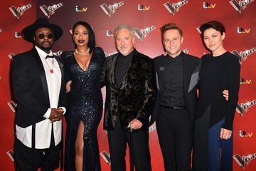 will.i.am The Voice UK 2018 Launch Photocall