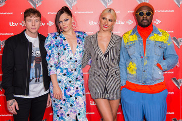 will.i.am 'The Voice Kids' - Launch Photocall