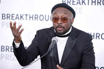 will.i.am 2020 Breakthrough Prize - Backstage